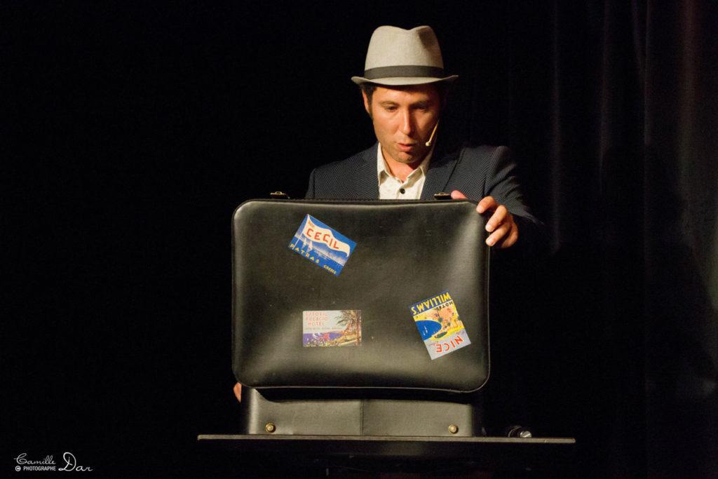 Pierre-Yves Scordia magicien lille nord close up anniversaire événementiel